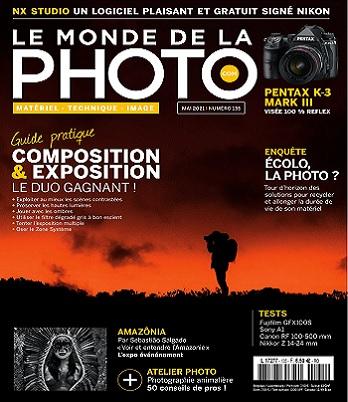Le Monde De La Photo N°135 – Mai 2021