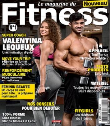 Le magazine du Fitness N°1 – Mars-Avril 2021