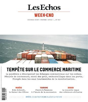 Les Echos Week-end Du 30 Avril 2021