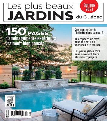 Les Plus Beaux Jardins Du Québec – Edition 2021