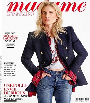 Madame Figaro Du 30 Avril 2021