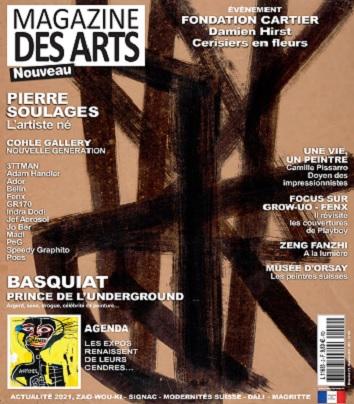 Magazine Des Arts N°2 – Mai-Juin 2021