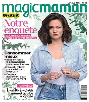Magic Maman N°18 – Mars-Avril 2021