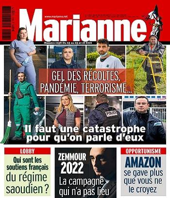 Marianne N°1258 Du 23 au 29 Avril 2021