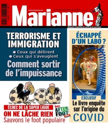 Marianne N°1259 Du 30 Avril 2021