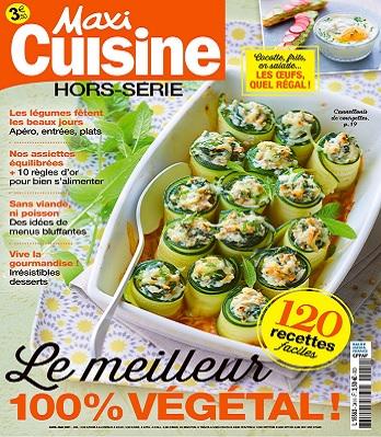 Maxi Cuisine Hors Série N°34 – Avril-Mai 2021