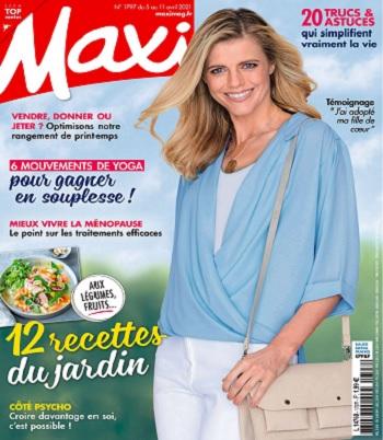 Maxi N°1797 Du 5 au 11 Avril 2021