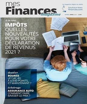 Mes Finances N°109 – Avril 2021