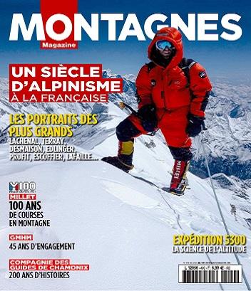 Montagnes Magazine N°489 – Mai 2021