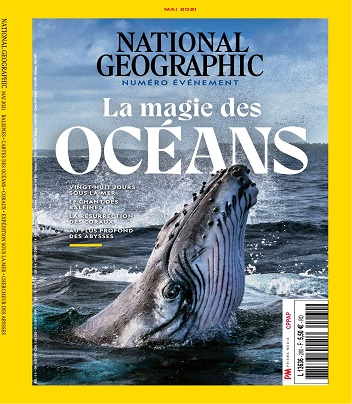 National Geographic N°260 – Mai 2021