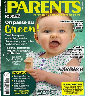 Parents N°605 – Mai 2021