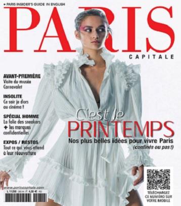 Paris Capitale N°285 – Avril-Mai 2021
