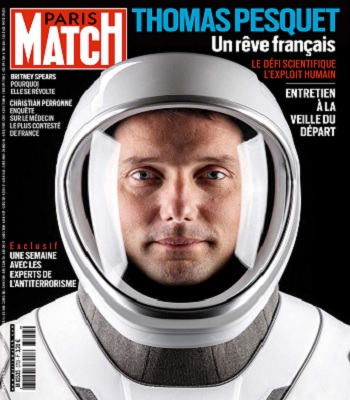 Paris Match N°3753 Du 8 au 14 Avril 2021