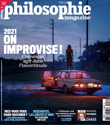 Philosophie Magazine N°146 – Février 2021