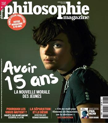 Philosophie Magazine N°148 – Avril 2021