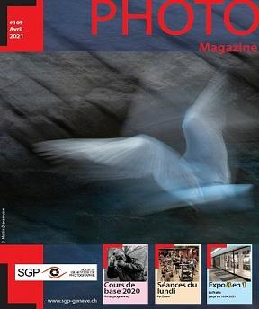 Photo Magazine N°169 – Avril 2021