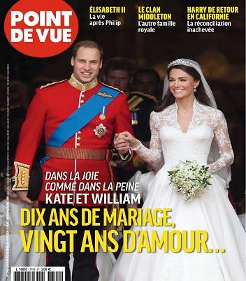Point De Vue N°3793 Du 28 Avril 2021
