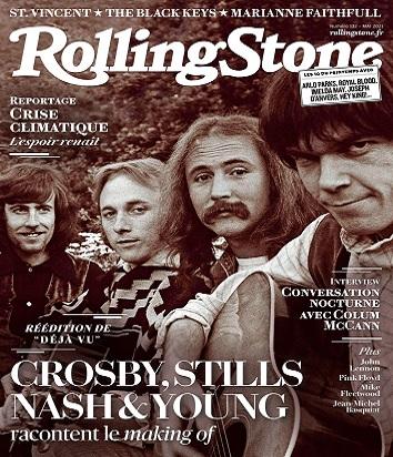 Rolling Stone N°132 – Mai 2021