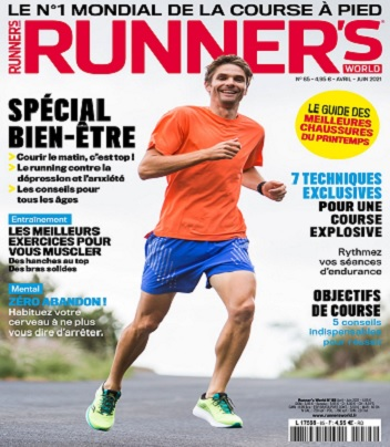 Runner's World N°85 – Avril-Juin 2021