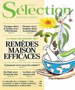Sélection Reader's Digest France – Avril 2021