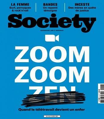 Society N°153 Du 8 au 21 Avril 2021
