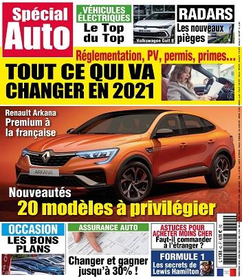 Spécial Auto N°42 – Avril-Juin 2021