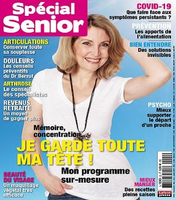 Spécial Senior N°22 – Mai-Juillet 2021