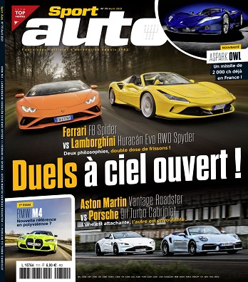 Sport Auto N°711 – Avril 2021