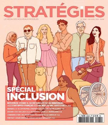 Stratégies N°2082 Du 29 Avril 2021