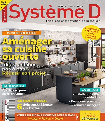 Système D N°904 – Mai 2021