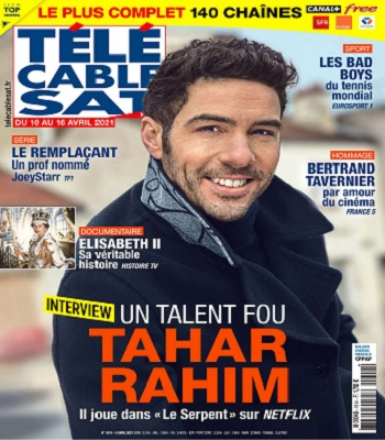 Télécâble Sat Hebdo Du 10 au 16 Avril 2021