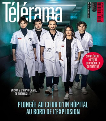 Télérama Magazine N°3717 Du 10 Avril 2021