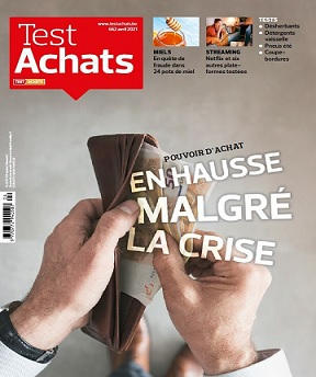 Test Achats N°662 – Avril 2021