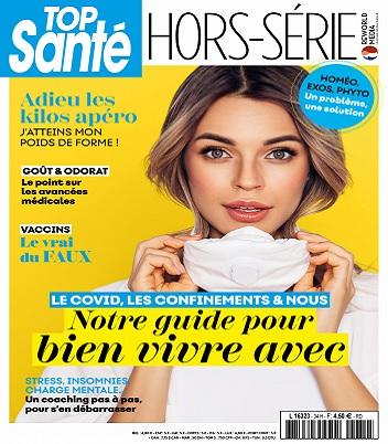 Top Santé Hors Série N°34 – Avril 2021