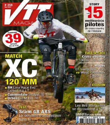 VTT Magazine N°358 – Mai 2021