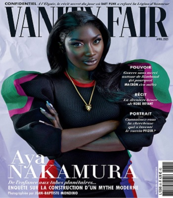 Vanity Fair N°88 – Avril 2021