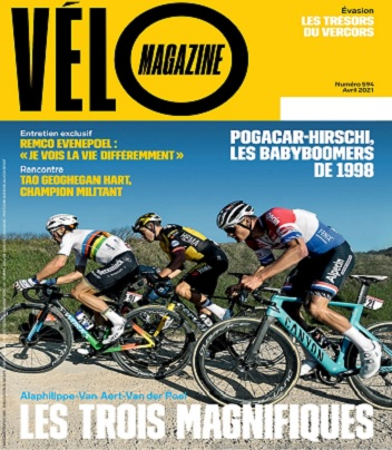 Vélo Magazine N°594 – Avril 2021