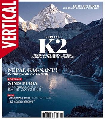 Vertical Magazine N°80 – Avril-Mai 2021