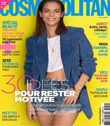 Cosmopolitan N°567 – Mai 2021