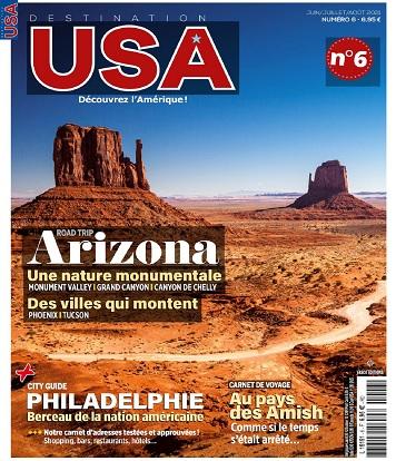 Destination USA N°6 – Juin-Août 2021