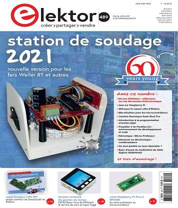 Elektor N°489 – Mai-Juin 2021