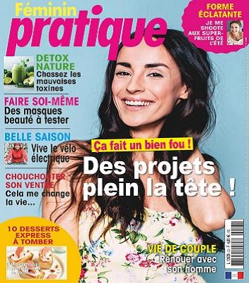 Féminin Pratique N°23 – Mai-Juillet 2021