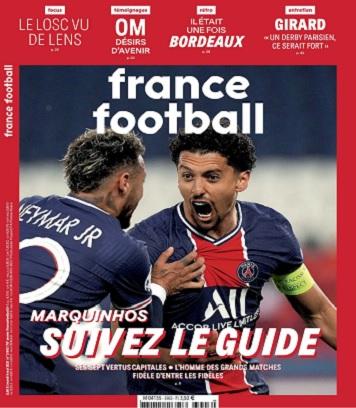 France Football N°3903 Du 4 au 10 Mai 2021