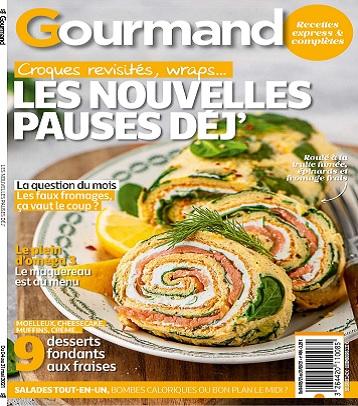 Gourmand N°466 Du 4 au 31 Mai 2021