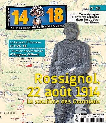 Le Magazine De La Grande Guerre 14-18 N°93 – Mai-Juillet 2021