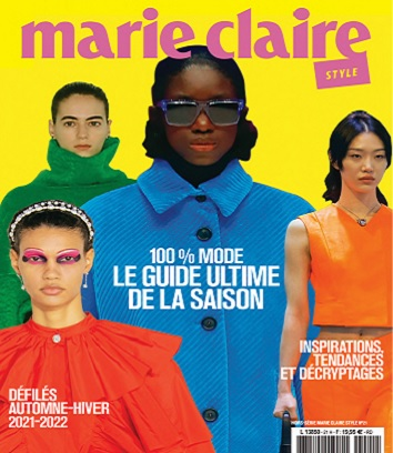 Marie Claire Style Hors Série N°21 – Automne-Hiver 2021-2022