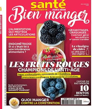 Santé Magazine Hors Série N°23 – Mai-Juin 2021