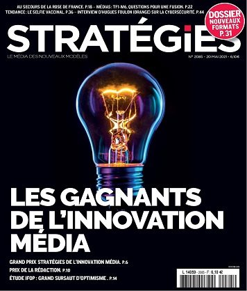 Stratégies N°2085 Du 20 au 26 Mai 2021