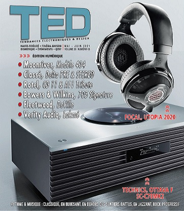 TED Magazine – Mai-Juin 2021