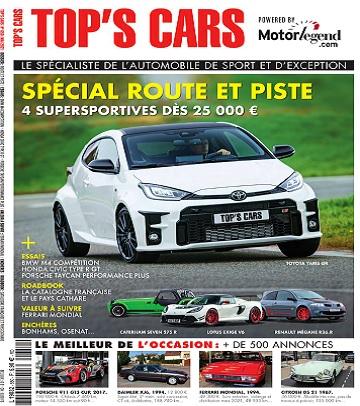 Top's Cars N°650 – Mai 2021